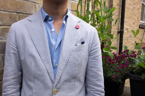 Mens summer fashion best fabrics to wear during the summer