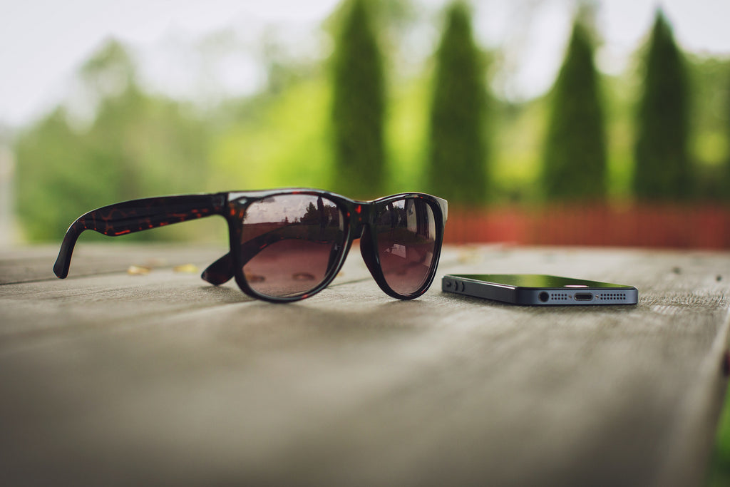 Finding the right sunglasses for your face