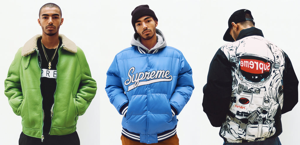 supreme fall winter 2016 collection mens streetwear style magazine