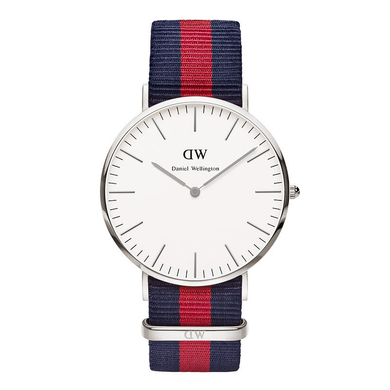 DANIEL WELLINGTON CLASSIC OXFORD WATCH WITH SILVER  - 1