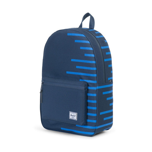 HERSCHEL SETTLEMENT BACKPACK IN NAVY AND COBALT  - 3
