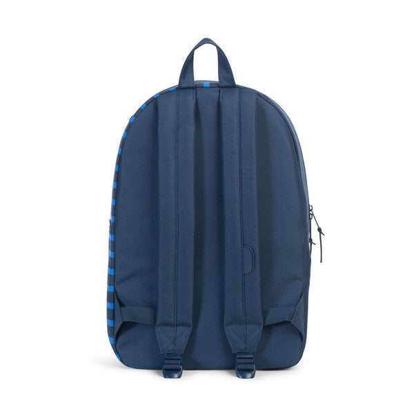 HERSCHEL SETTLEMENT BACKPACK IN NAVY AND COBALT  - 4