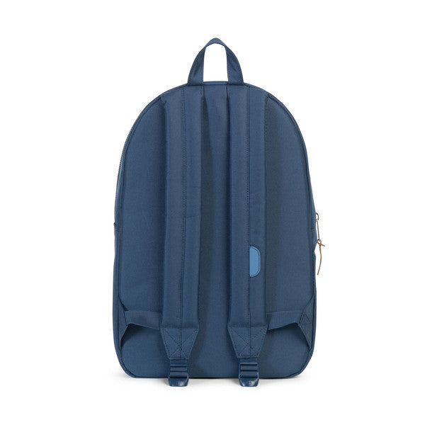 HERSCHEL SETTLEMENT BACKPACK IN NAVY AND CAPTAIN'S BLUE  - 4