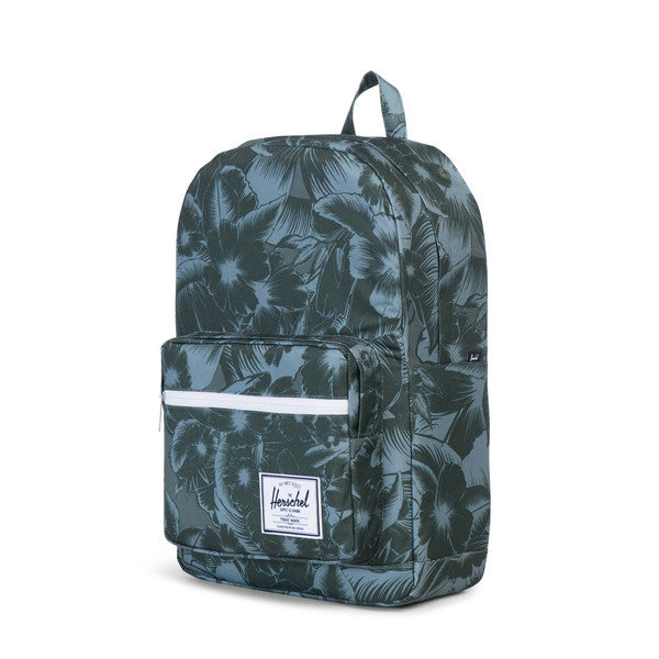 HERSCHEL POP QUIZ BACKPACK IN JUNGLE GREEN  - 3