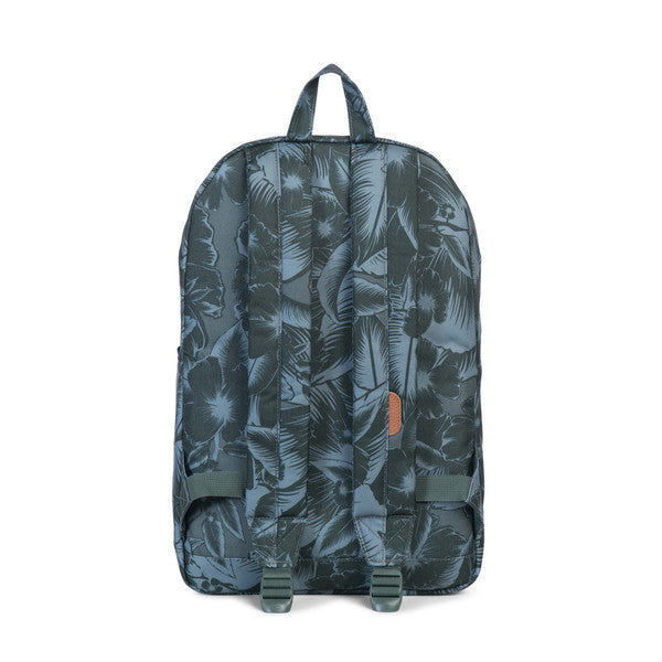 HERSCHEL POP QUIZ BACKPACK IN JUNGLE GREEN  - 4