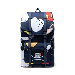 HERSCHEL X DISNEY LITTLE AMERICA BACKPACK IN MICKEY PAST/FUTURE