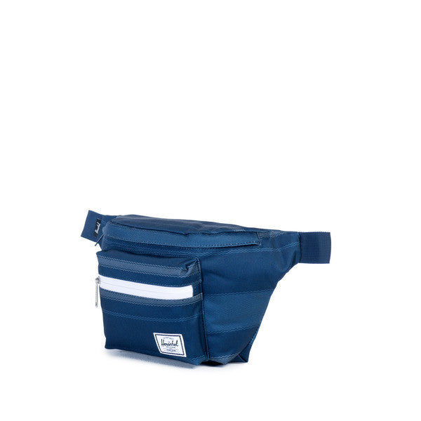 HERSCHEL SEVENTEEN HIP PACK IN NAVY FOUTA  - 2