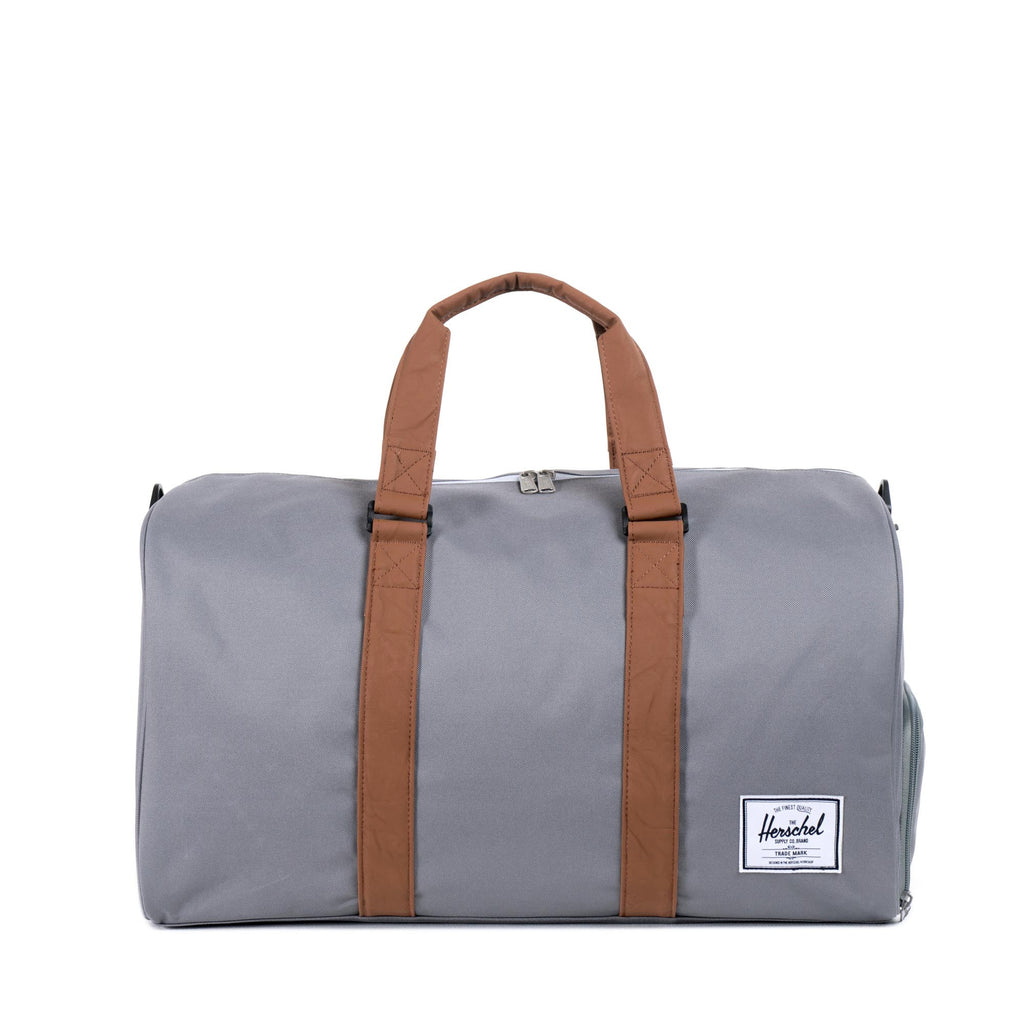 HERSCHEL NOVEL DUFFLE BAG IN GREY  - 1
