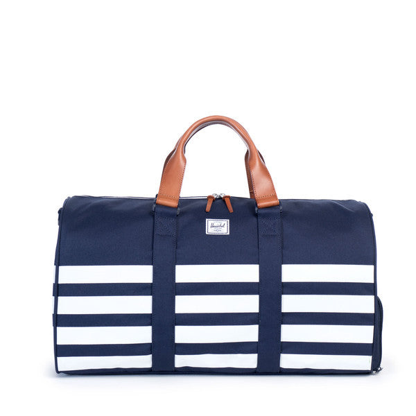 HERSCHEL NOVEL DUFFLE BAG IN PEACOAT OFFSET  - 1