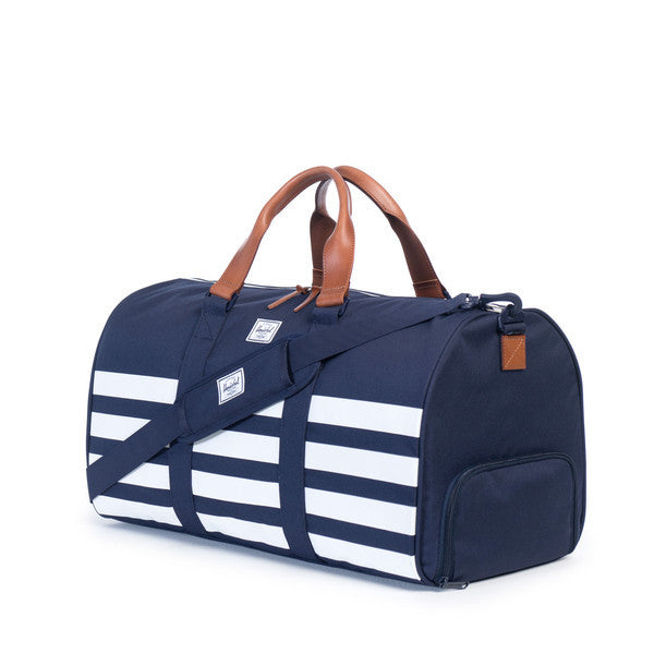 HERSCHEL NOVEL DUFFLE BAG IN PEACOAT OFFSET  - 2