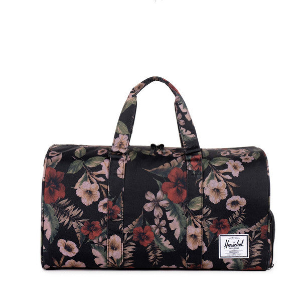 HERSCHEL NOVEL DUFFLE BAG IN HAWAIIAN CAMO
