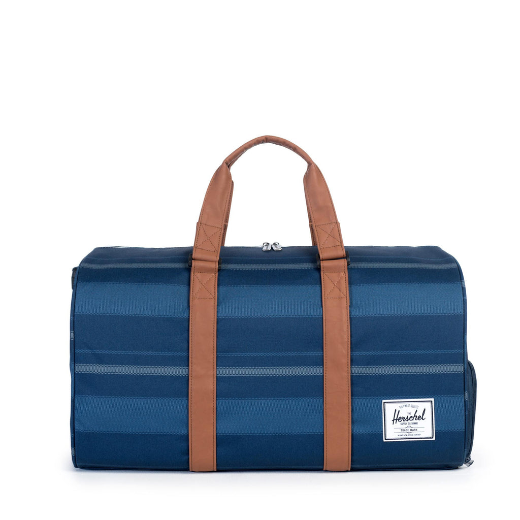 HERSCHEL NOVEL DUFFEL BAG IN NAVY FOUTA  - 1