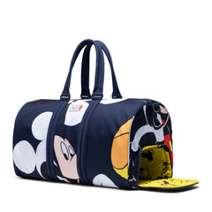 HERSCHEL X DISNEY NOVEL DUFFLE BAG IN MICKEY PAST/FUTURE