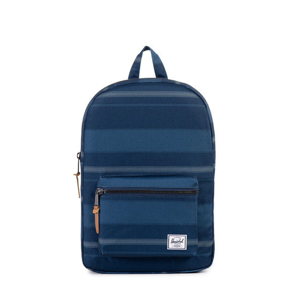 HERSCHEL SETTLEMENT BACKPACK IN NAVY FOUTA  - 1