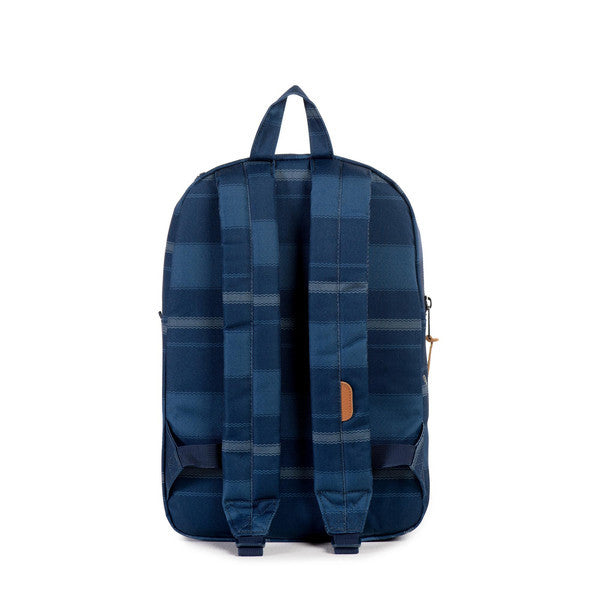 HERSCHEL SETTLEMENT BACKPACK IN NAVY FOUTA  - 4