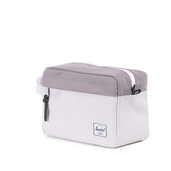 HERSCHEL CHAPTER TRAVEL KIT IN LUNAR ROCK AND GREY  - 2