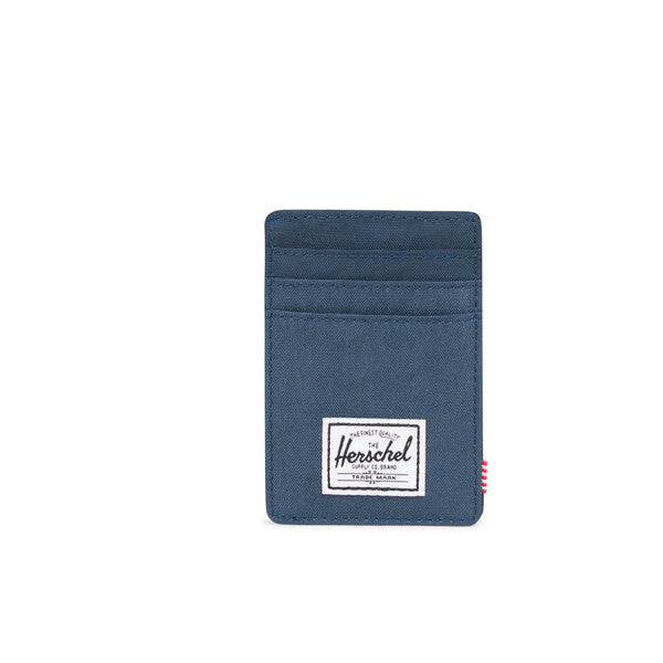 HERSCHEL RAVEN WALLET IN TOTAL ECLIPSE NYLON  - 1