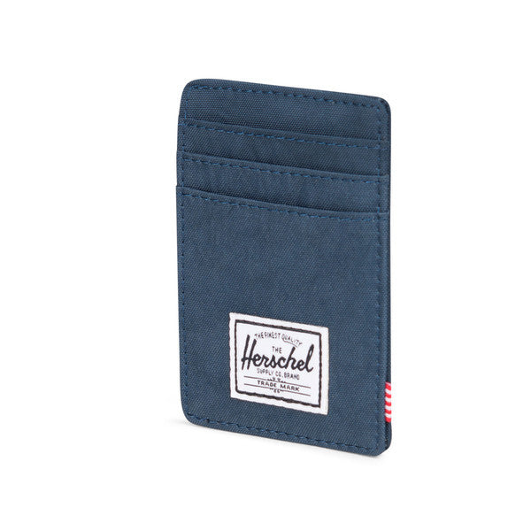 HERSCHEL RAVEN WALLET IN TOTAL ECLIPSE NYLON  - 2