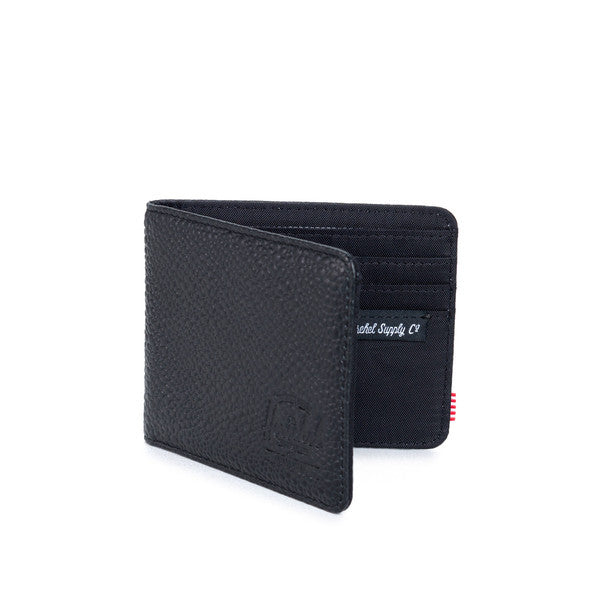 HERSCHEL HANK WALLET IN BLACK STINGRAY  - 2