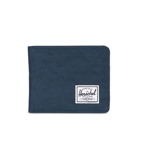 HERSCHEL ROY WALLET IN TOTAL ECLIPSE NYLON  - 1