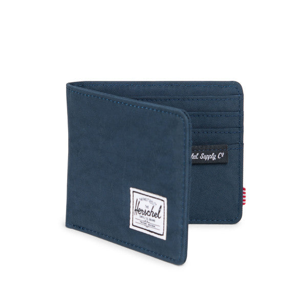 HERSCHEL ROY WALLET IN TOTAL ECLIPSE NYLON  - 2