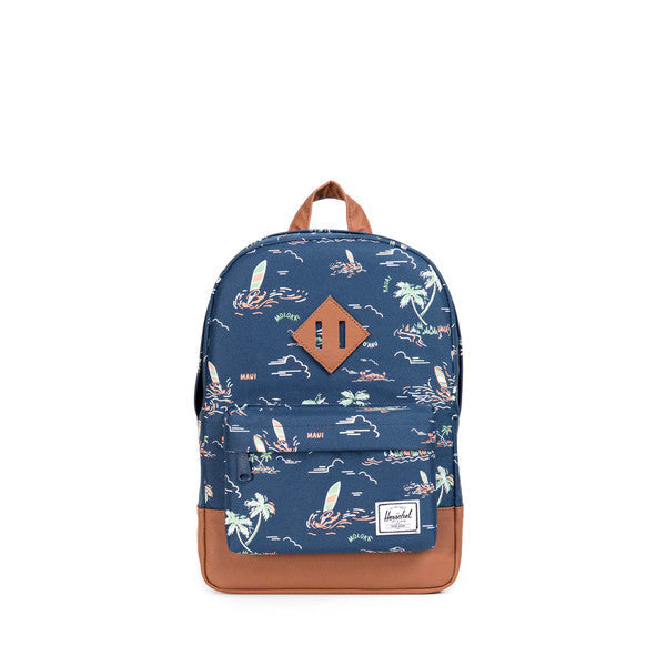 HERSCHEL HERITAGE KIDS BACKPACK IN GILLIGAN  - 1