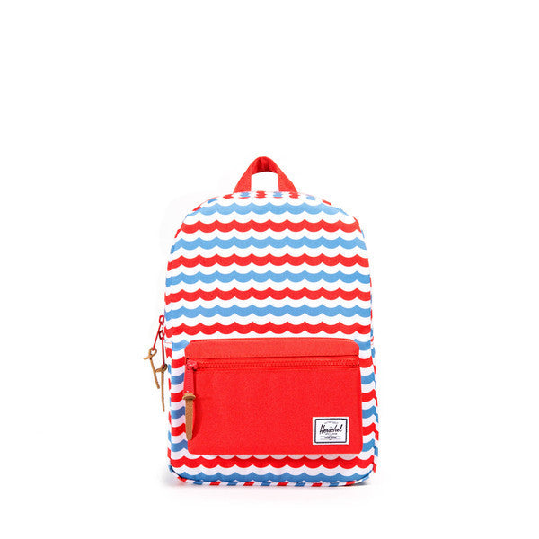 HERSCHEL SETTLEMENT KIDS IN MARINER STRIPE  - 4