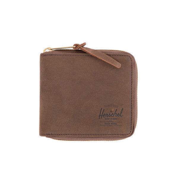 HERSCHEL WALT WALLET IN NUBUCK LEATHER  - 1