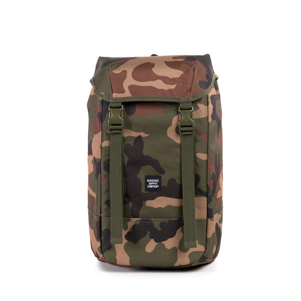 HERSCHEL IONA BACKPACK IN WOODLAND CAMO  - 1