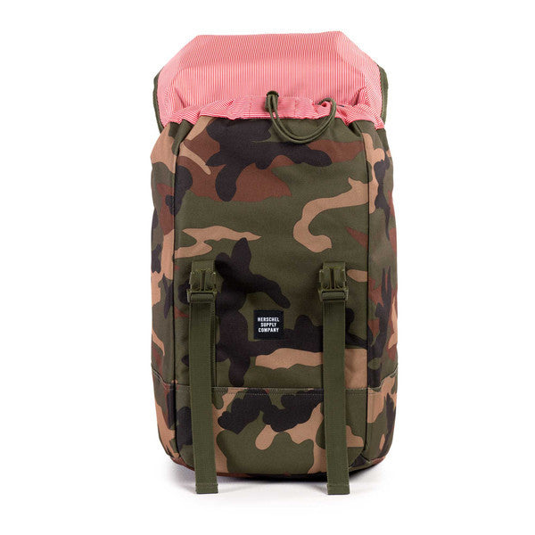 HERSCHEL IONA BACKPACK IN WOODLAND CAMO  - 2