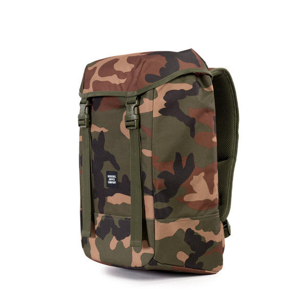 HERSCHEL IONA BACKPACK IN WOODLAND CAMO  - 3