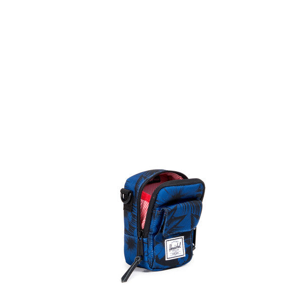 HERSCHEL ELLISON TECH CASE IN JUNGLE BLUE  - 4