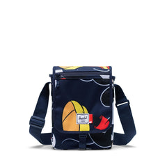 HERSCHEL X DISNEY LANE SMALL CROSSBODY BAG IN MICKEY PAST/FUTURE