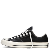 CONVERSE CHUCK TAYLOR ALL STAR '70 LOW-TOP IN BLACK  - 2