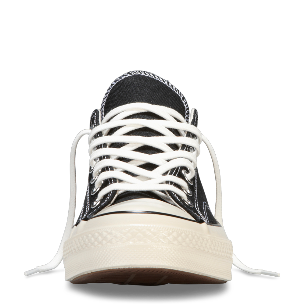 CONVERSE CHUCK TAYLOR ALL STAR '70 LOW-TOP IN BLACK  - 3