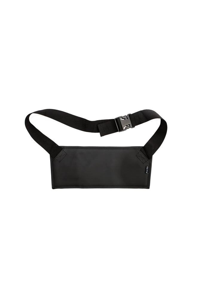 RAINS CROSS BAG IN BLACK  - 2