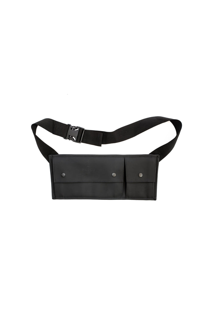 RAINS CROSS BAG IN BLACK  - 1