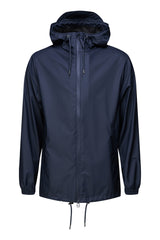 RAINS BLUE STORM BREAKER JACKET