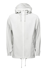 RAINS OFF WHITE STORM BREAKER JACKET
