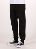 BOY LONDON NEOPRENE SWEATPANTS IN BLACK  - 2