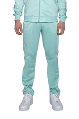 KAPPA BANDA ASTORIA SLIM SPORT TROUSERS IN GREEN AQUA