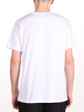 BOY LONDON GLOBE STAR TEE IN WHITE AND BLACK  - 3