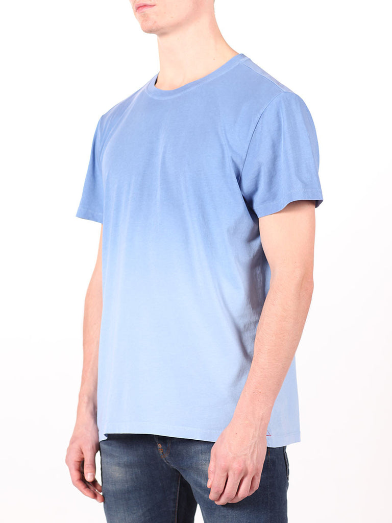 BENSON X WORKSHOP T-SHIRT IN BLUE  - 2