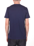 FRED PERRY OVERSIZED LOGO T-SHIRT IN NAVY  - 3