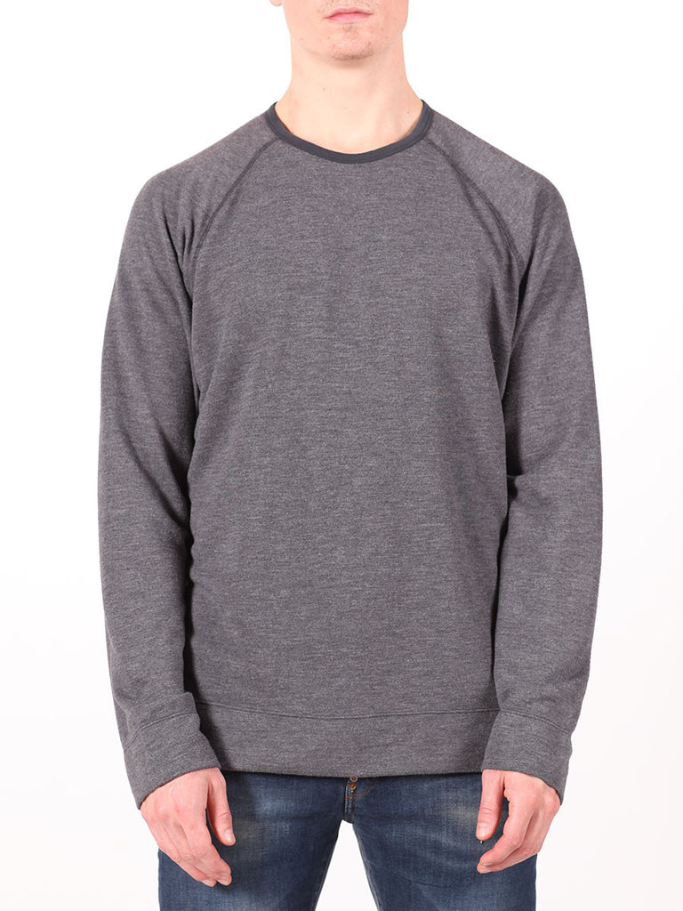 BENSON X WORKSHOP SWEATSHIRT IN DARK GREY  - 1