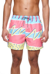 BOARDIES APPAREL FRESH PRINCE SWIM SHORTS