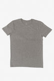 KUWALLA TEE CREW-NECK T-SHIRT 3-PACK IN SHADES OF GREY  - 4