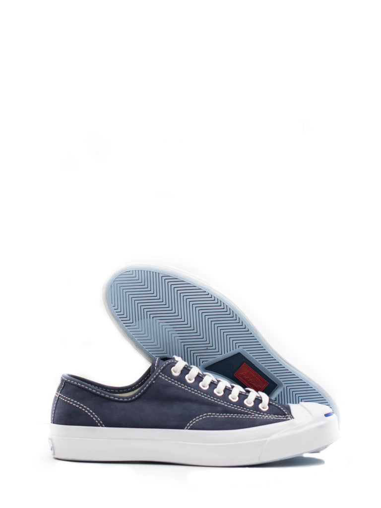 CONVERSE JACK PURCELL SIGNATURE OX LOW-TOP IN INKED BLUE  - 2