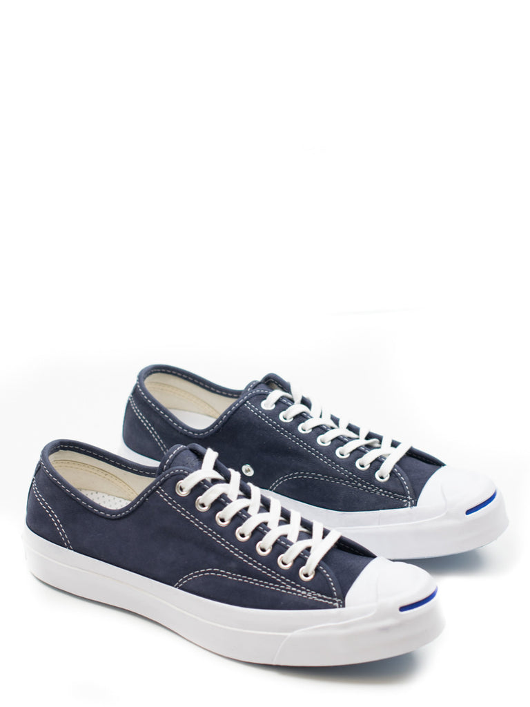 CONVERSE JACK PURCELL SIGNATURE OX LOW-TOP IN INKED BLUE  - 3