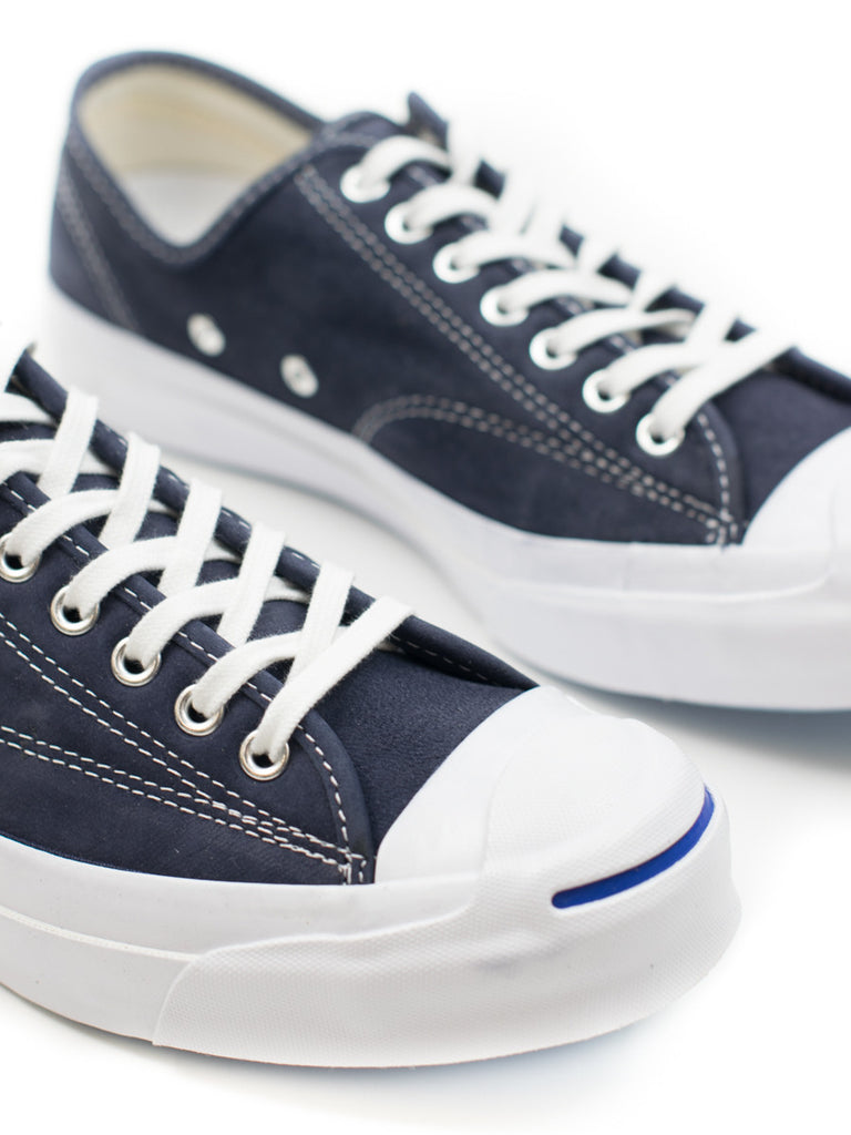 CONVERSE JACK PURCELL SIGNATURE OX LOW-TOP IN INKED BLUE  - 4
